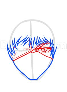 how to draw kaneki ken from tokyo ghoul step 3 Kaneki, Tokyo Ghoul, Anime, Character Design, Rainbow, Drawings, Art, Rain Bow, Art Background