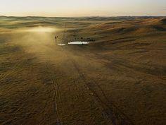 Andrew Moore - First Light, Cherry County, Nebraska, 2013