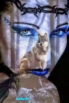 No se puede vivir sin amar. Wolf Photos, Wolf Pictures, American Indian Art, Native American Art, Beautiful Wolves, Animals Beautiful, Fantasy Wolf, Fantasy Art, Fotos Do Face