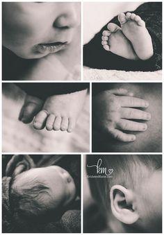 The Smith Family and Their Newborn Baby Boy – Zionsville Newborn Photographer