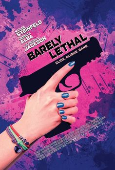 """Barely Lethal (2015)   http://www.getgrandmovies.top/movies/18569-barely-lethal   A 16-year-old international assassin yearning for a """" normal"""" adolescence fakes her own death and enrolls as a senior in suburban high school. she quickly learns that being popular can be more painful than getting water-boarded.""""="""""""