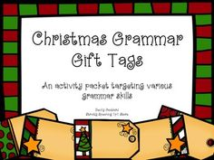 FREEBIE Christmas Listening for Details 9 simple Christmas
