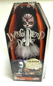 living dead dolls Calavera