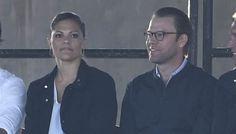 Princess Victoria and Prince Daniel, Prince Carl Philip and Princess Sofia at a Roxette Concert
