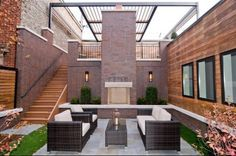 Amazing Chicago backyard! 3735 N Greenview Ave, CHICAGO, IL