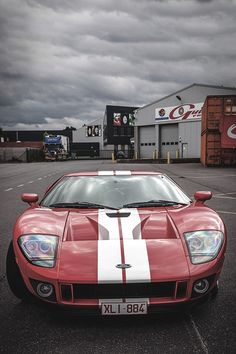 Ford GT (by SuperCarFreak)