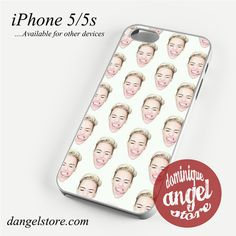 Miley Cyrus Expression Phone case for iPhone 4/4s/5/5c/5s/6/6s/6 plus