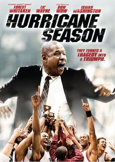 Hurricane Season is a sports drama film directed by Tim Story and starring Forest Whitaker, Taraji P. Henson, Isaiah Washington, and Bow Wow. The screenplay was written by Robert Eisele and the film was produced by Raymond Brothers and Scott Glassgold. Bonnie Hunt, Basketball Movies, High School Basketball, Basketball Coach, Shad Moss, Louisiana, Tim Story, Isaiah Washington, School
