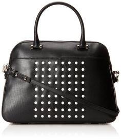 MILLY Color Digital Satchel Top Handle Bag $212.49 (save $212.51)