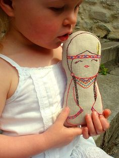 Tallulah doll