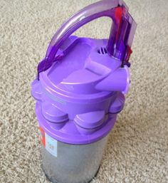 How to clean a dyson!