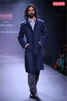 #longhair #indianmodel #beard #amitranjan