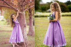 vestido daminha tafetá florido 10 anos - Pesquisa Google