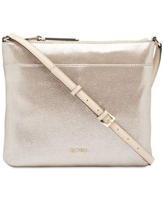 4983bbb4fe Calvin Klein Lily Crossbody & Reviews - Handbags & Accessories - Macy's