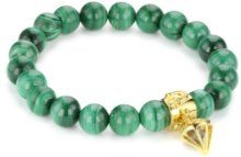 "Green Diamond Shop are delighted to offer the famous Simmons Jewelry Co. ""Russell Simmons"" Malachite Green Charity Bracelet, 8.5''.    With so many available right now, it is good to have a make you can trust. The Simmons Jewelry Co. ""Russell Simmons"" Malachite Green Charity Bracelet, 8.5'' is certainly that and will be a superb purchase."