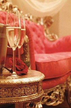 Wealth & Luxury, Сhampagne, Luxury Food