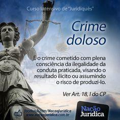 crime doloso