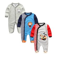 Special offer Baby Clothing 2017 New Baby Girl Newborn Clothes Romper Long Sleeve Jumpsuits Infant Product,Baby Rompers Summer  Boy just only $18.89 with free shipping worldwide  #babygirlsclothing Plese click on picture to see our special price for you
