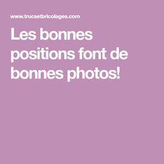 Les bonnes positions font de bonnes photos! Photos, Photography, Photography Tricks, Tips And Tricks, Learn Photography, Pictures, Photograph, Fotografie, Photoshoot