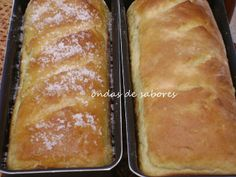 Ondas de Sabores: Pão de Batata Delicioso
