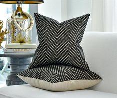 SallyL: Lee Jofa FUJI MODERN pillow cover by woodyliana I Etsy