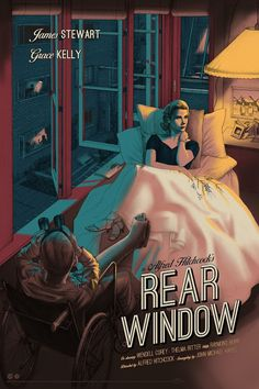 'Rear Window' by Jonathan Burton