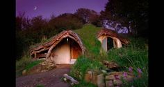 Hobbit House for real.