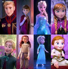 Arte Disney, Disney Fan Art, Disney Fun, Baby Disney, Disney Movies, All Disney Princesses, Disney Princess Frozen, Disney Princess Pictures, Disney Pictures