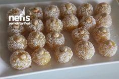 Portakallı Lokum Tarifi Turkish Delight, Doughnut, Cereal, Breakfast, Desserts, Food, Breakfast Cafe, Tailgate Desserts, Deserts