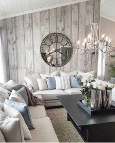 Home Decor Trends 2015 | Pinterest | Dark Colors, Cozy And Grey Living Rooms