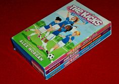 The KICKS Collection Boxed Set 3 Girl's Chapter Books Soccer Sports Alex Morgan