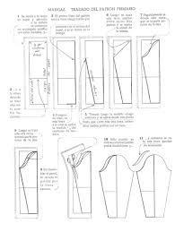 Resultado de imagen para como hacer un molde base de blusa