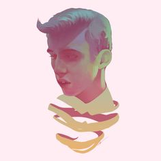 specialagentbrianzeller:  I think it's safe to say my actual art blog is completely defunct. I'm literally too lazy to log out and in to it anymore. Troye Sivan // PS + Wacom Bamboo