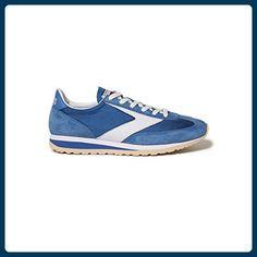 new product c0b30 ec338 Brooks Heritage Women s Vanguard Denim Blue B US