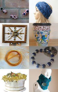 The Circles of Life  by Laurie and Joe Dietrich on Etsy--Pinned with TreasuryPin.com #promotingwomen