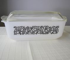 Rare #Pyrex Patterns