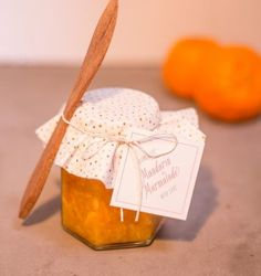 Especially in a vintage or rustic wedding, there's nothing cuter (and sweeter!) than edible favors in fabric-covered jars. Take a look at this How to Make Marmalade Favors tutorial to make a bunch for your wedding or bridal shower.