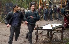 Bellamy & Finn: They Are Grounders, We Are Floored!