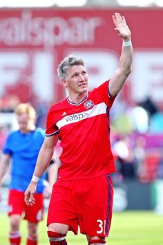 Bastian Schweinsteiger First game at Chicago Fire- 2017