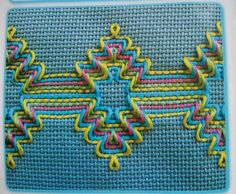 bordado vagonite | FELIZARTES: 16/11/2010 Embroidery Stitches Tutorial, Embroidery Sampler, Embroidery Patterns, Hand Embroidery, Embroidery On Kurtis, Kurti Embroidery Design, Huck Towels, Swedish Weaving Patterns, Swedish Embroidery
