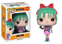 Animation: Dragonball Z - Bulma. Vinyl features Bulma in her iconic pink outfit and wearing her glove! From Dragonball Z, Bulma, as a stylized POP vinyl from Funko! Collect and display all Dragonball Z Pop! Dragon Ball Z, New Dragon, Pop Vinyl Figures, Funko Pop Figures, Animation, Mundo Nerd, Dbz, Funko Pop Anime, Manga Dragon