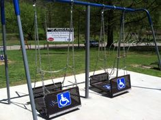 accessible playground equipment - Google Search