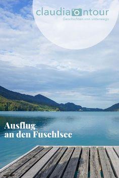 Herbstlicher Ausflug an den Fuschlsee im Salzkammergut. #salzburg #salzkammergut #fuschlsee #ausflugsziele Salzburg, Reisen In Europa, Europe Travel Guide, Travel Inspiration, Vacation, Explore, Mountains, Country, City