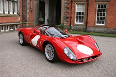 Ferrari 330 P4 replica by Albert S. Bite, via Flickr