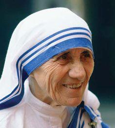 "The Simple Path -   ""Silence is Prayer Prayer is Faith Faith is Love Love is Service The Fruit of Service is Peace"" (Bl. Mother Teresa)"