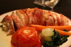 Bacon Wrapped Boursin Stuffed Chicken Breasts - made something very close to this and it was delicous!
