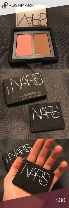 "Nars blush/bronzer duo ""Orgasm/Laguna"" Brand new nars duo pack. Comes in the original packaging. NARS Makeup Blush"