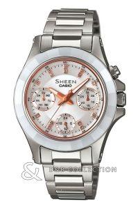 Ceas de mana Casio Sheen SHE-3503SG-7AER