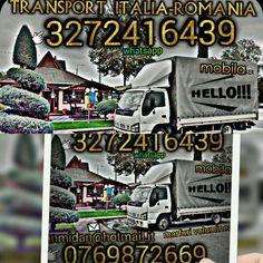 Transport Italia Romania Romania, Transportation, Italy