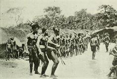 Danse budja - Fritz van der Linden, Le Congo, les noirs et nous (1910).png